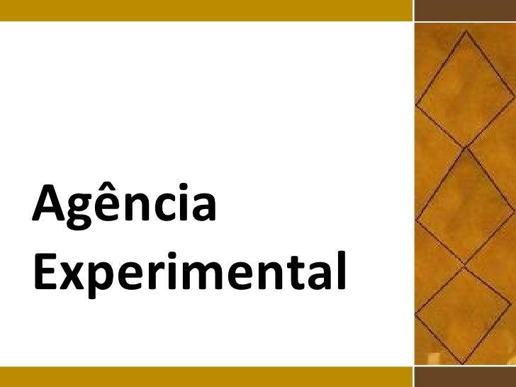 Agência Experimental