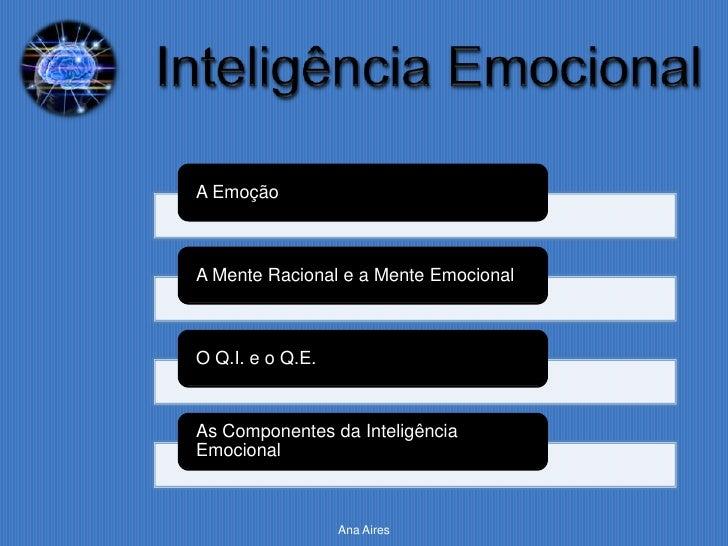 Apresentação Inteligência Emocional Slide 2