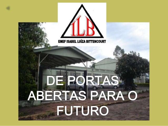 Apresentação ILB