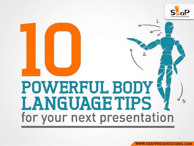 Helpful phrases for a presentation