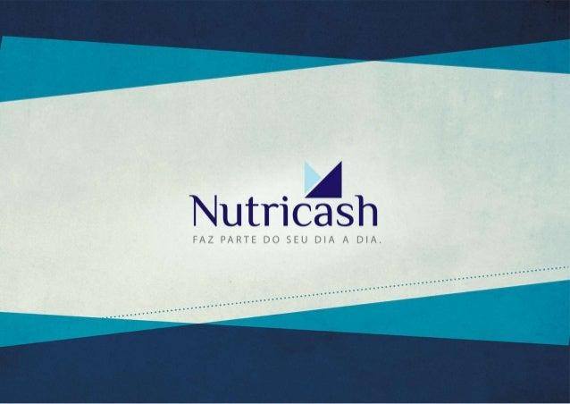 Nutricash | Apresentação Institucional