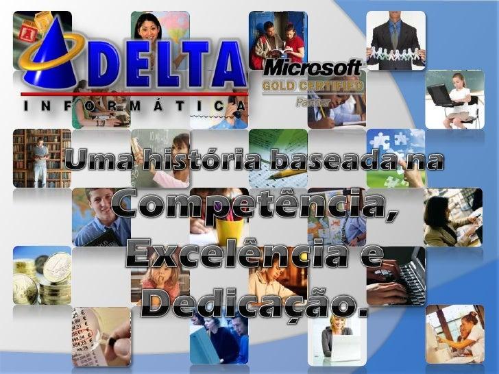 Sistemas de Gestão Educacional   Delta informática
