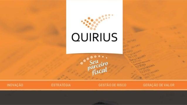 INOVAÇÃO ESTRATÉGIA GESTÃO DE RISCO GERAÇÃO DE VALOR