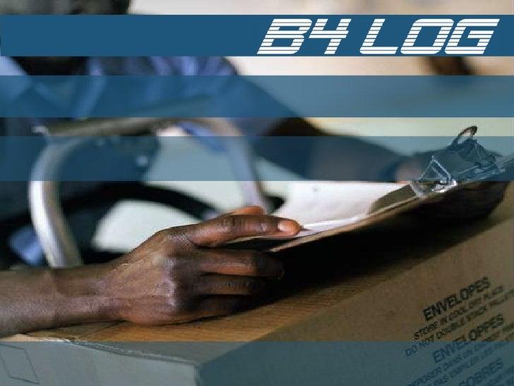 Agenda A B4 Log Identidade Produtos Contato    B4 Log l Alta Performance em Logística