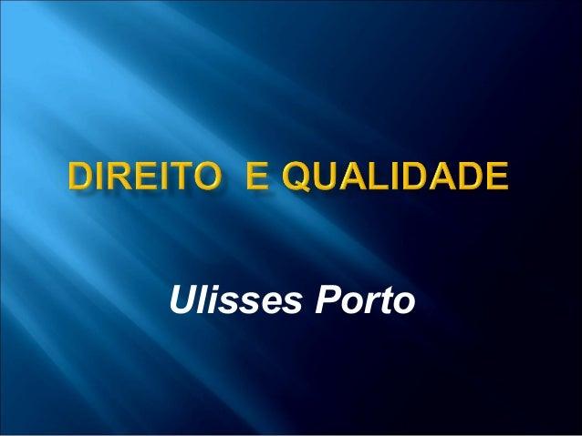Ulisses Porto