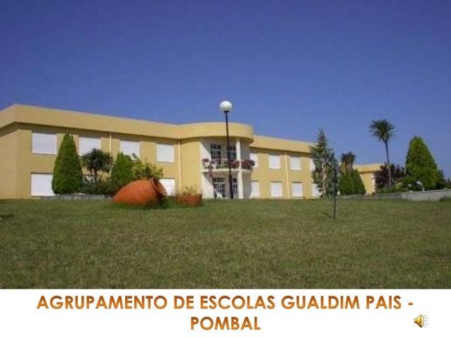 O Agrupamento de Escolas Gualdim Pais é constituído por 12 Jardins de Infância, quatro deles em Centros Escolares, distrib...