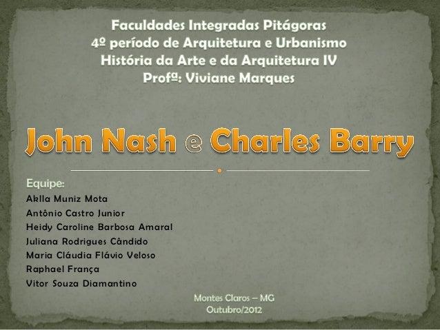 Aklla Muniz MotaAntônio Castro JuniorHeidy Caroline Barbosa AmaralJuliana Rodrigues CândidoMaria Cláudia Flávio VelosoRaph...