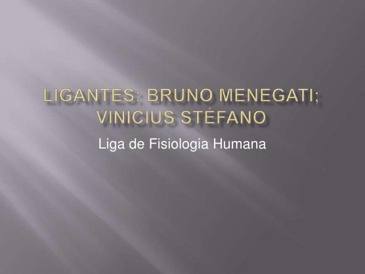 Liga de Fisiologia Humana