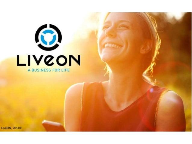 Plano de Negócio LiveOn