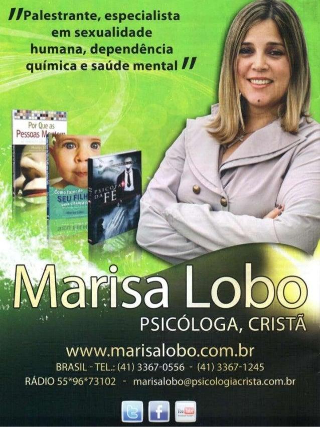 Apresentação livros dra_marisa_lobo