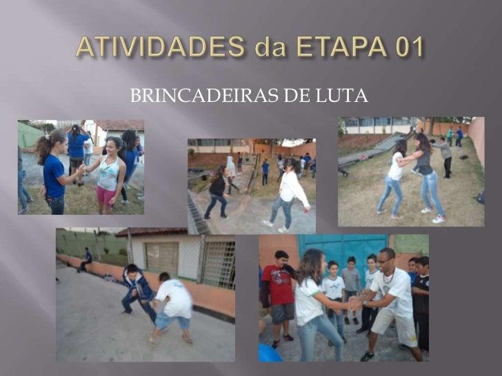 Prof Júnior Oliveira: Aula Sobre Lutas (Capoeira)