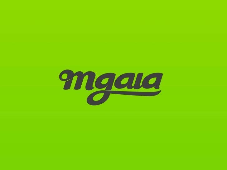 m.gaia studio é uma empresa internacionalmente premiada situadaem Bauru, interior de São Paulo. Somos líderes em desenvolv...