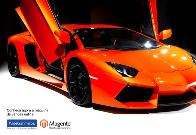 Plataforma e-commerce Magento
