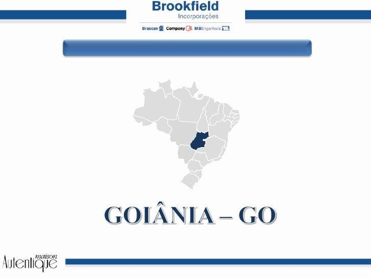GOIÂNIA – GO<br />