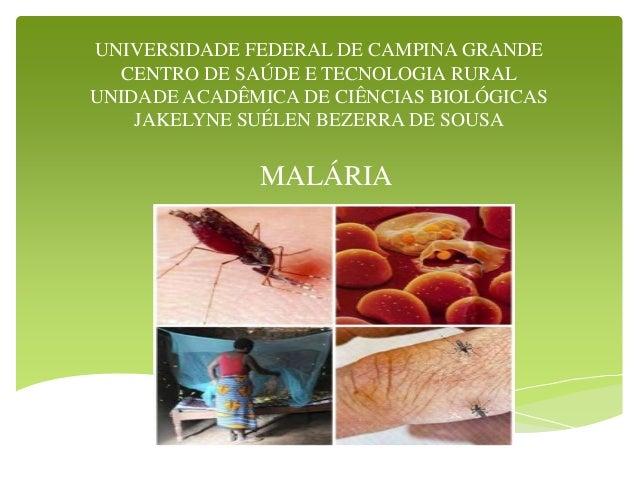 UNIVERSIDADE FEDERAL DE CAMPINA GRANDE CENTRO DE SAÚDE E TECNOLOGIA RURAL UNIDADE ACADÊMICA DE CIÊNCIAS BIOLÓGICAS JAKELYN...