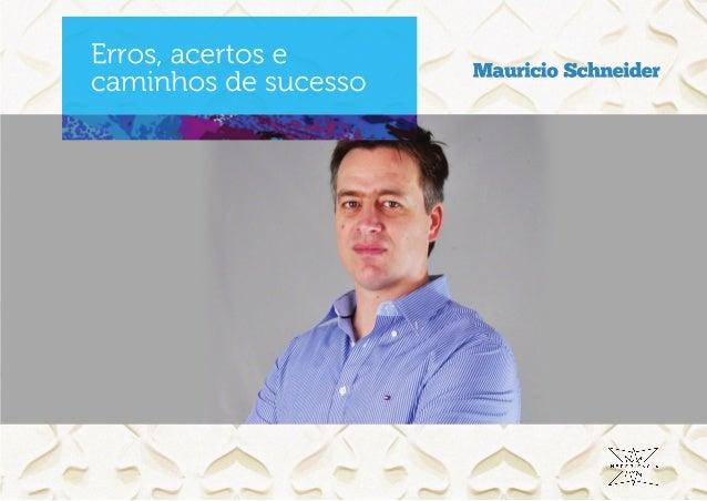 Maurício Schneider - insperiência