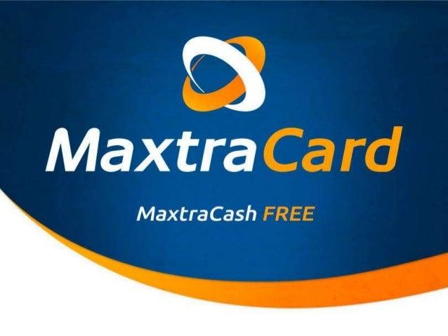 Apresentação maxtracash free oficial