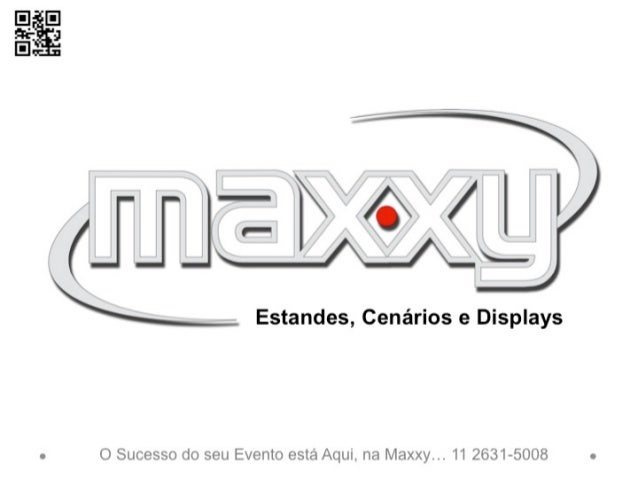 Apresentação maxxy
