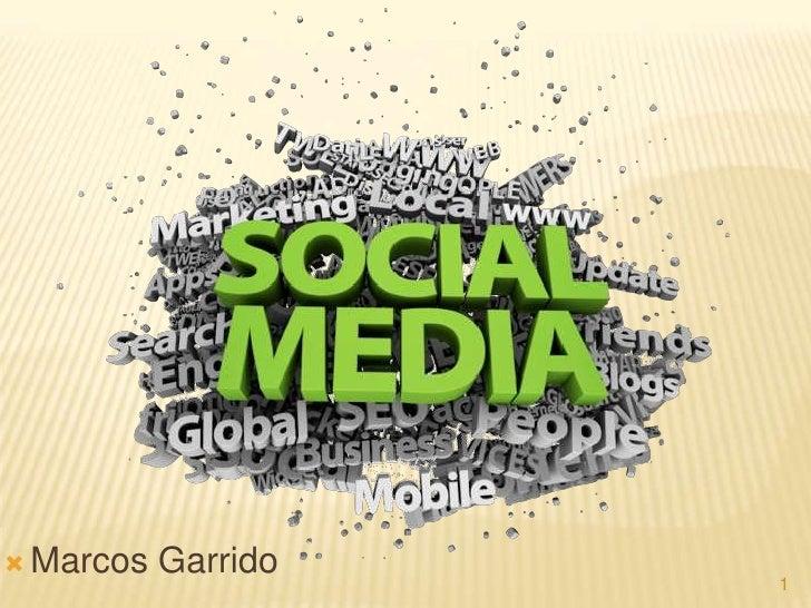 Apresentação Mídia Social