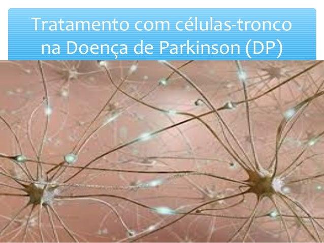 Tratamento com células-tronco na Doença de Parkinson (DP)