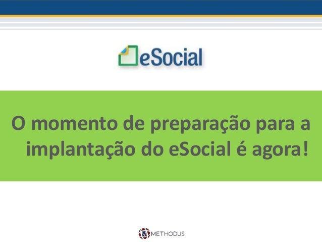 Promova a seus empregados o conhecimento legal necessários para implantação do eSocial de forma segura, afastando riscos d...