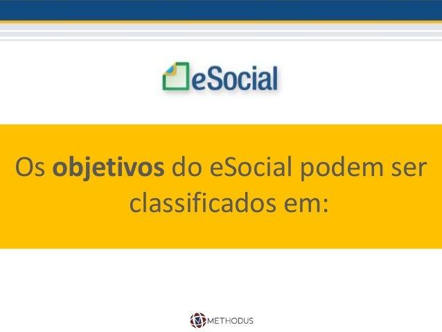 Oficiais #Unificar a captação das informações definidas no conceito do eSocial