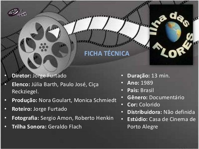 Analise Filme Ilha Das Flores Dissertação December 2019