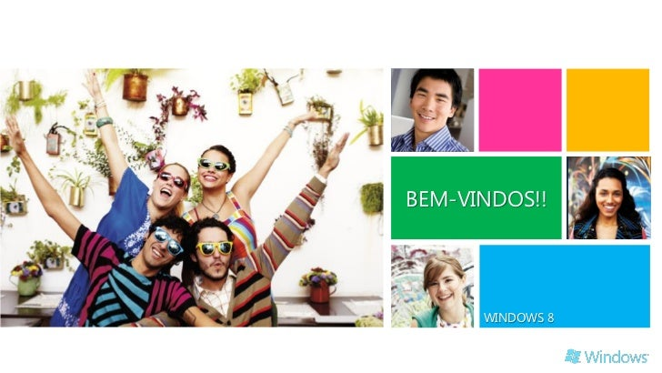 Text  BEM-VINDOS!!                    Text        WINDOWS 8