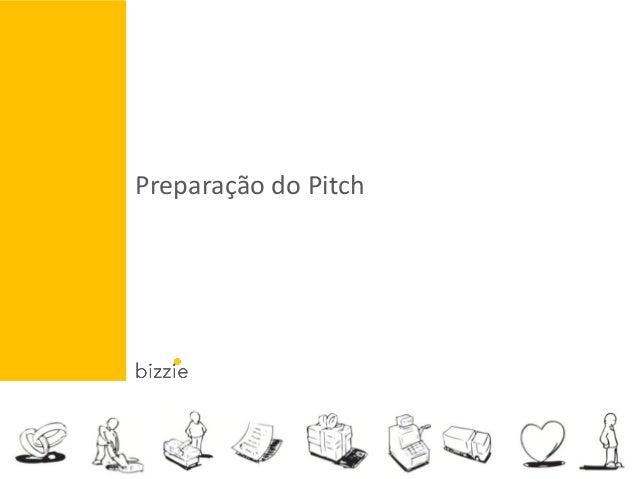 Preparação do Pitch