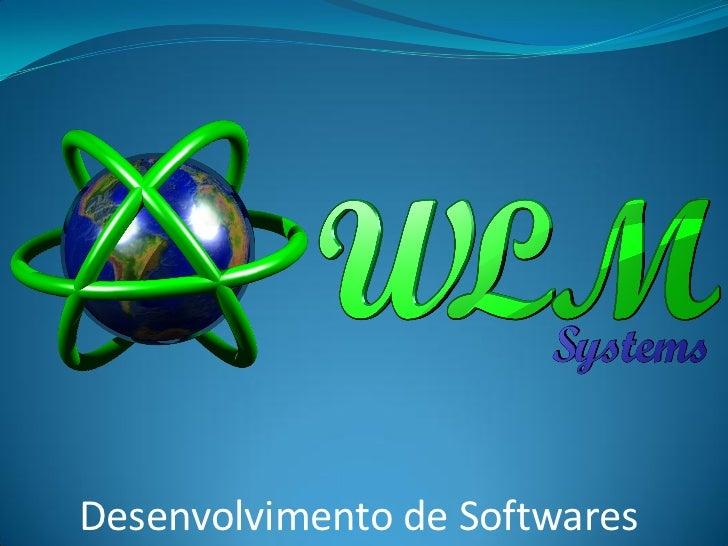 Desenvolvimento de Softwares