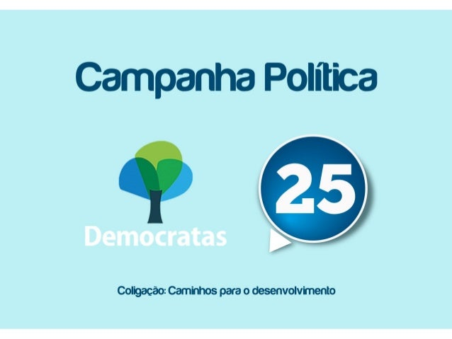 Marketing Politico - Partido DEM