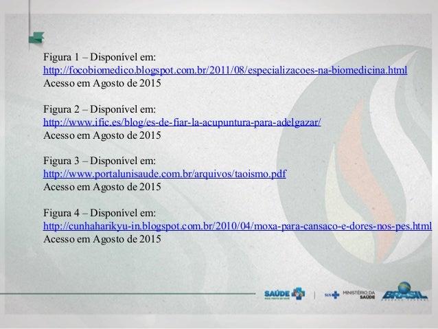 Figura 1 – Disponível em: http://focobiomedico.blogspot.com.br/2011/08/especializacoes-na-biomedicina.html Acesso em Agost...