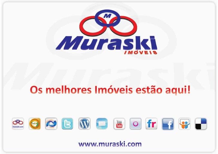 Apresentação Institucional - Muraski Imóveis