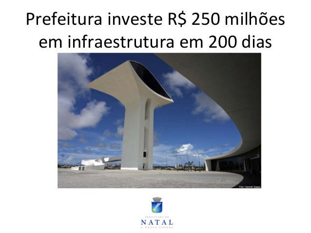 Prefeitura investe R$ 250 milhões em infraestrutura em 200 dias
