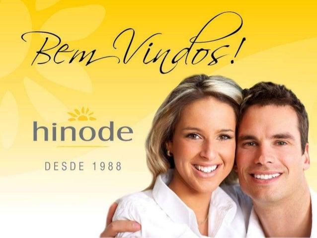 Hinode Perfumes Importados e Cosméticos Seja Um Consultor