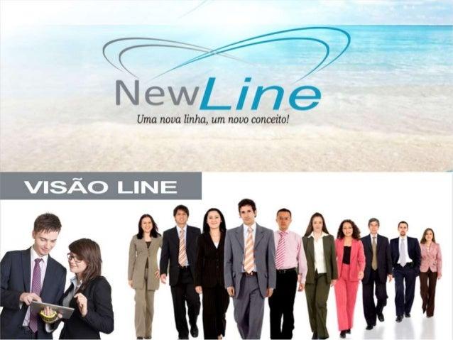 Apresentação new line