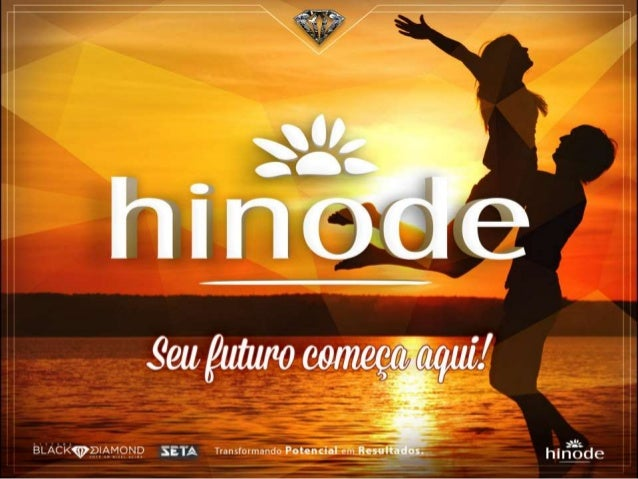 Nova Apresentação Hinode 2017