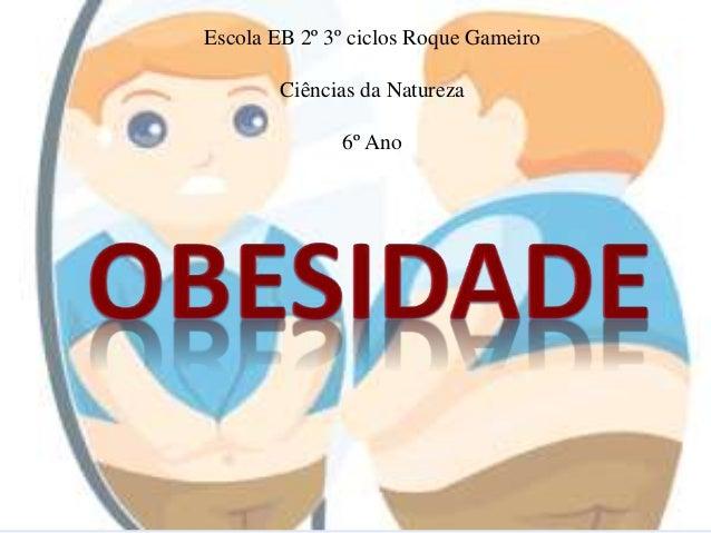 Escola EB 2º 3º ciclos Roque Gameiro Ciências da Natureza 6º Ano