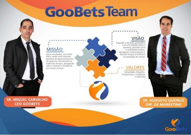 Apresentacao Oficial Goobets Portugal Slide 3