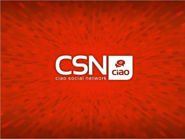 A CIAO Telecom é uma Companhia Global de Telecomunicações quechegou ao Brasil para revolucionar o mercado, apresentandopro...
