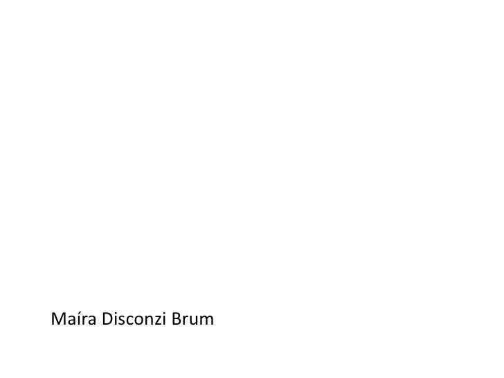 Maíra Disconzi Brum