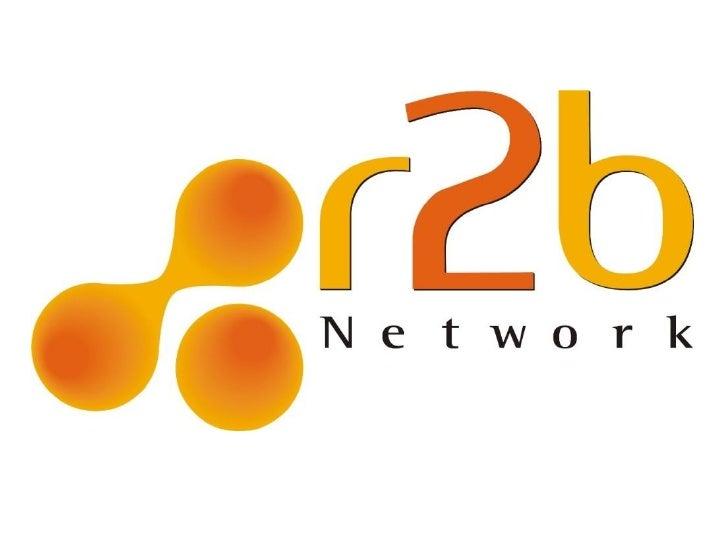A r2b network foi criada para aprimorar a capacidade de gestão das empresas através da qualificação do seu    grupo de col...