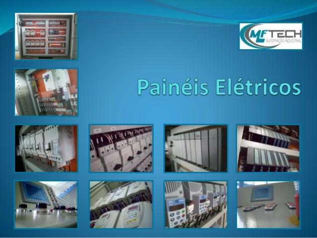 Painel Elétrico Acionamento DC  Aplicação em indústria de cabos;  440 VCA / 3Φ / 60Hz;  480 kVA;  Comando 220 V / 24 V...