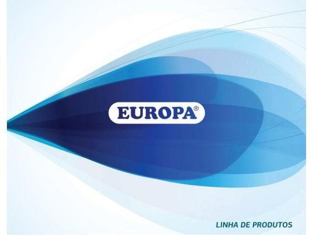 Apresentação para o blog europa