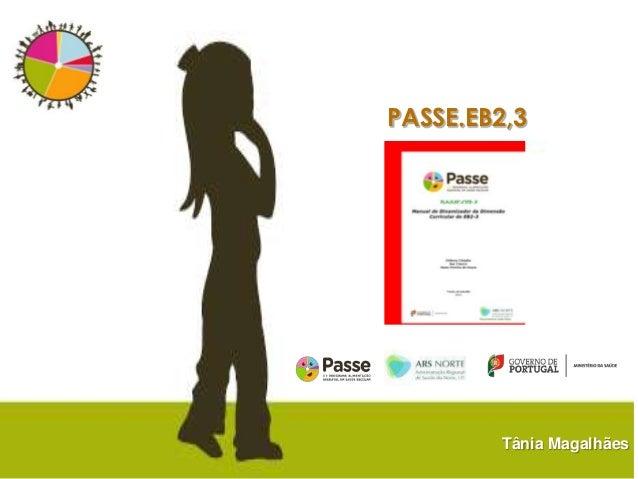 PASSE.EB2,3  Tânia Magalhães