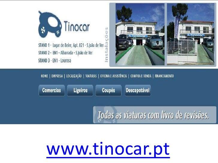 www.tinocar.pt<br />