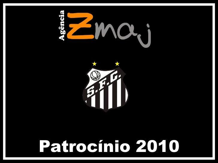 Patrocínio 2010
