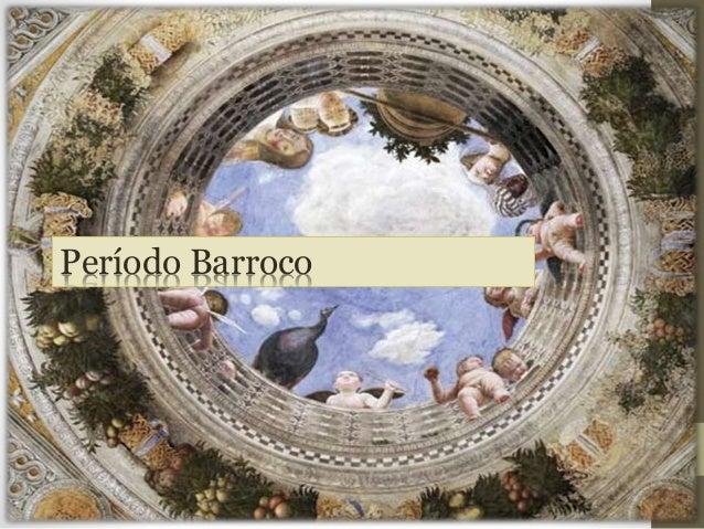 Período Barroco