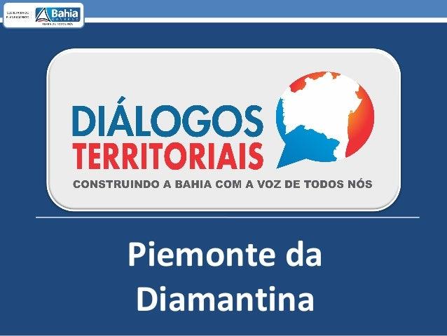 Piemonte daDiamantina