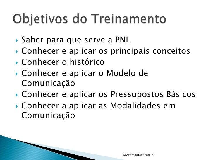Apresentação Pnl Ppt 2007   Final Slide 3